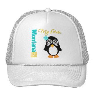 Montana USA Penguin Mesh Hat