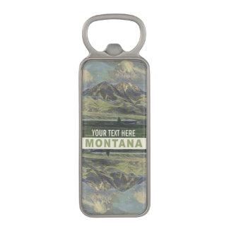 Montana USA Vintage Travel bottle opener