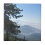 Montaña Vista Azulejos