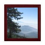 Montaña Vista Caja De Regalo
