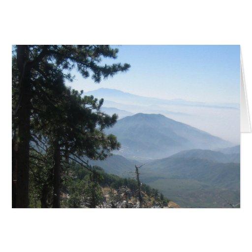 Montaña Vista Felicitaciones