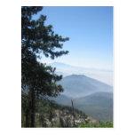 Montaña Vista Postal