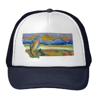 Montana w/ Trout Trucker Hat