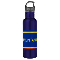 Montana Water Bottle