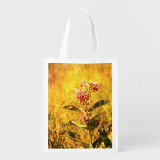 Montana Weed Reusable Grocery Bag