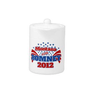 Montana with Romney 2012