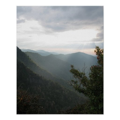 Montañas ahumadas 002 impresiones
