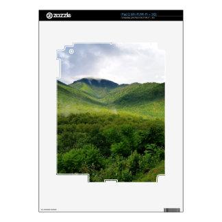 Montañas ahumadas en Great Smoky Mountains Skins Para iPad 2