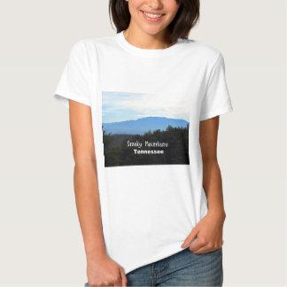 Montañas ahumadas, Tennessee Polera