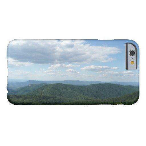 Montañas apalaches I Shenandoah Funda De iPhone 6 Barely There
