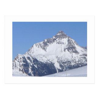 Montañas austríacas - postal