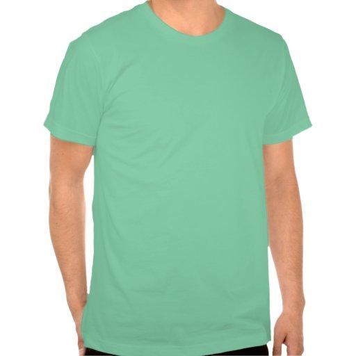 Montañas blancas camisetas