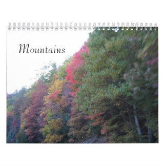 Montañas Calendarios
