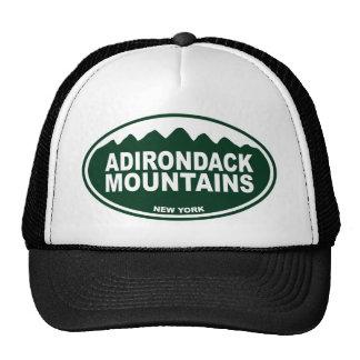 Montañas de Adirondack Gorras
