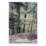 Montañas de Adirondack Posters