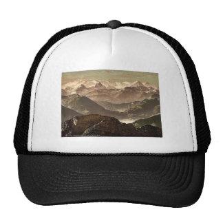 Montañas de Bernese, de Pilatus, Bernese Oberland, Gorro