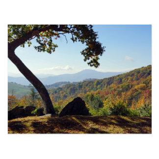 Montañas de Carolina del Norte Postal