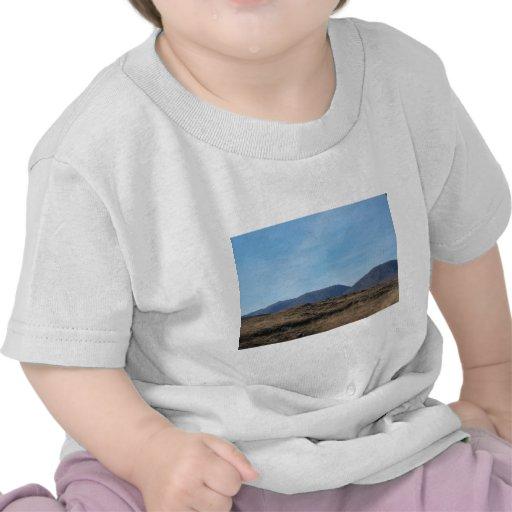 Montañas de Connemara Camiseta