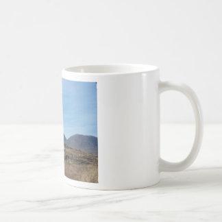 Montañas de Connemara Taza