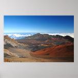 Montañas de Haleakala Impresiones