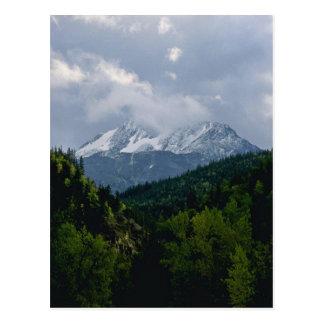 Montañas de intersección postal