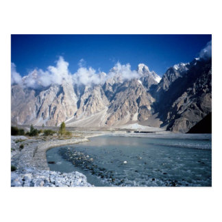 Montañas de Karakoram Tarjetas Postales