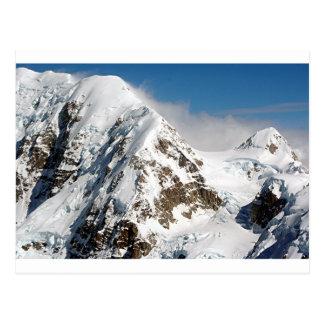 Montañas de la gama de Alaska, Alaska, los Postales