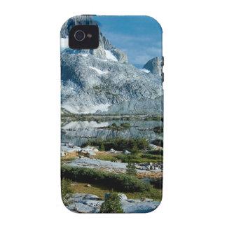 Montañas de Nevada iPhone 4 Funda