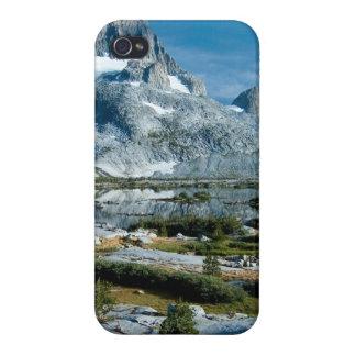 Montañas de Nevada iPhone 4 Carcasa