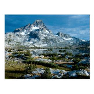Montañas de Nevada Tarjetas Postales
