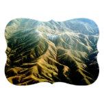 Montañas de Nueva Zelanda Invitación 12,7 X 17,8 Cm