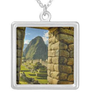 Montañas de Perú, los Andes, los Andes, Machu Picc Pendiente Personalizado