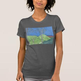 Montañas de San Bernardino que dibujan por Julia Playera