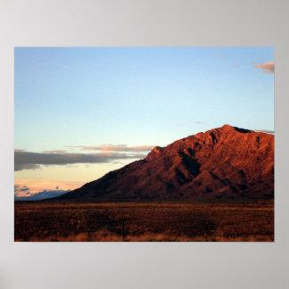 Montañas de Sandia - Albuquerque, New México Impresiones