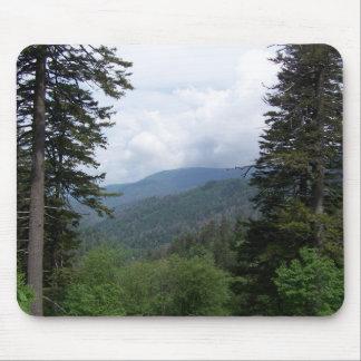 Montañas de Tennessee de Jocelyn Burke Mousepad