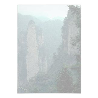 Montañas de Wuling, Wuling Yuan, formatio de la Anuncios