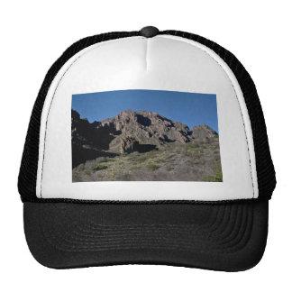 Montañas del desierto gorros