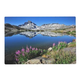 Montañas del este de Sierra Tapete Individual