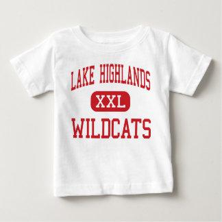 Montañas del lago - gatos monteses - altas - camisetas