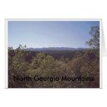 Montañas del norte de Georgia, Felicitaciones