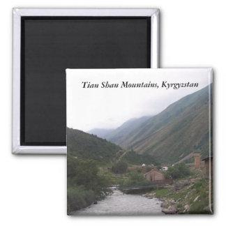 Montañas del Shan de Tian, Kirguistán Iman De Nevera