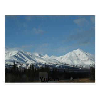 Montañas del Yukón Postal