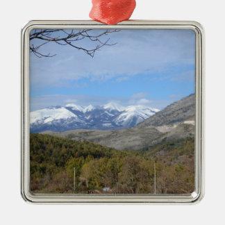 Montañas en Calabria Ornato