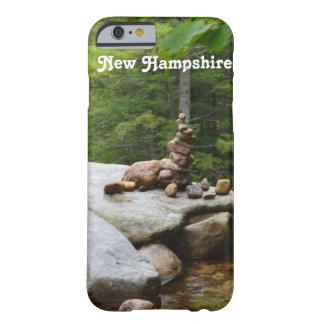 Montañas en Conway del norte Funda De iPhone 6 Barely There