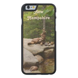 Montañas en Conway del norte Funda De iPhone 6 Carved® De Arce