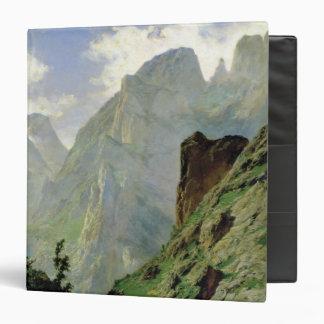 Montañas en Europa 1876