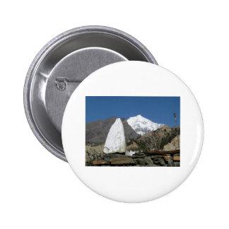 Montañas en Nepal Pin