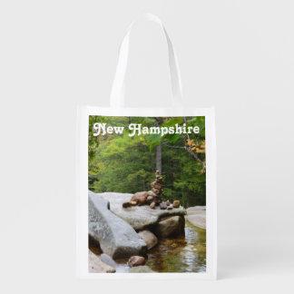 Montañas en New Hampshire Bolsas De La Compra