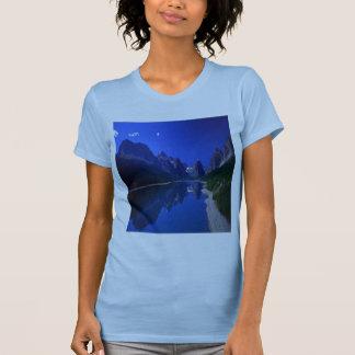 Montana's Lake Sherburne, t-shirt