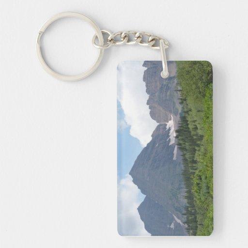Montañas Llavero
